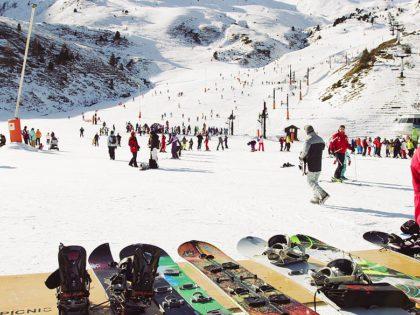 Recomendaciones para splitboarders que utilizan estaciones de esquí