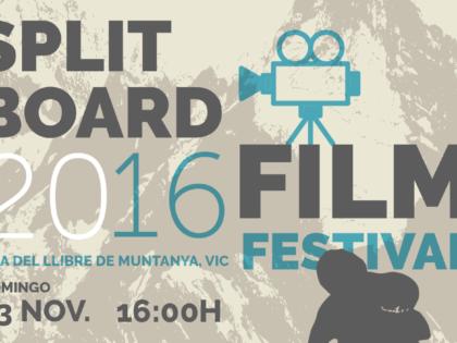 2º Splitboard Film Festival, Vic, Catalunya.
