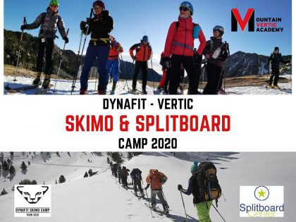 Splitboard & Skimo Camp 2020