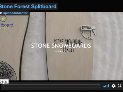 STONE FOREST SPLITBOARD