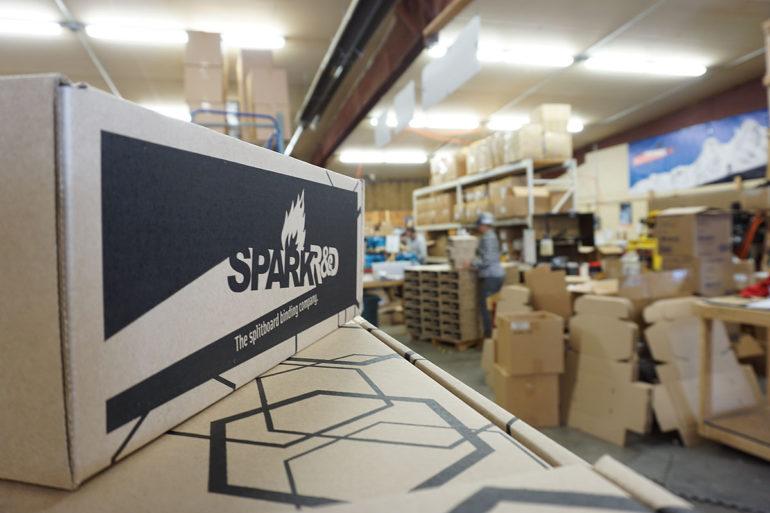 splitboard center-spark-16-1771